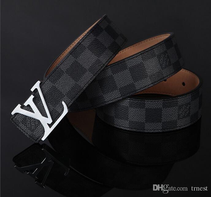 2020 cinghie designer cinture di lusso per gli uomini fibbia della cintura superiore dei mens cinghie di cuoio trasporto libero all'ingrosso 012