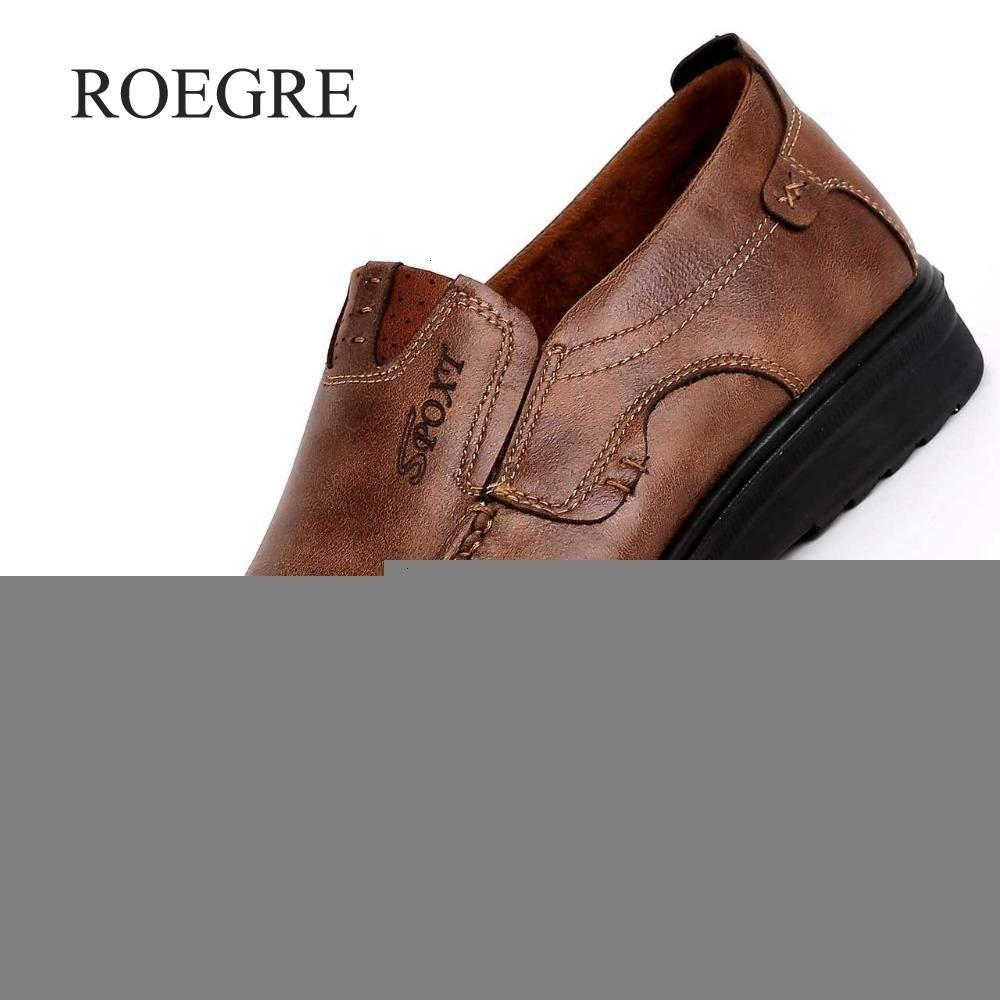 Homens calçados casuais deslizamento das Vadias Flats respiráveis Shoes Sapatos Masculinos Adulto Sapato Masculino Plus Size 38-48 Chaussure HommeMX190909