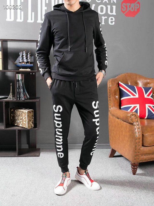 2019 nouveau modèle costume hommes / femmes Sport Survêtement Mode tenue décontractée Veste et pantalon Livraison gratuite Les hommes Joggers chemises 0722