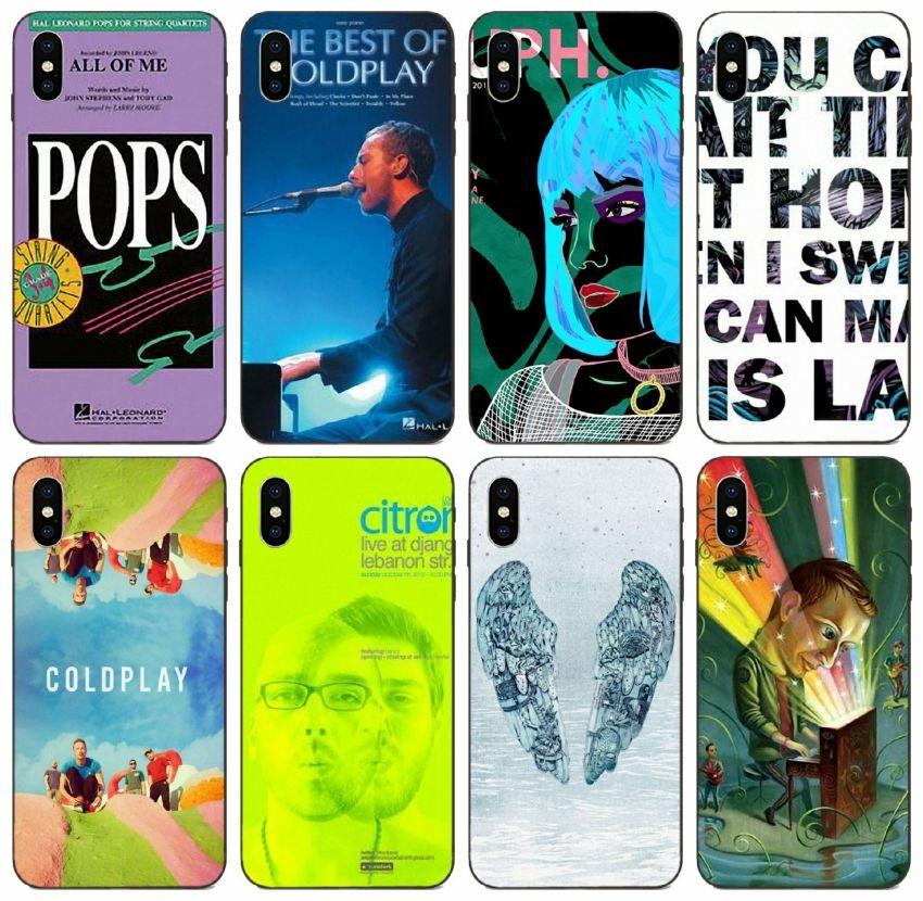 [TongTrade] дело поп-группы Coldplay для iPhone 11 Про Макса х хз ХС 5s и 5С 6С плюс Galaxy A10E A10S компания Huawei Р10 Lite для Сони Xperia М4 высокое качество чехол