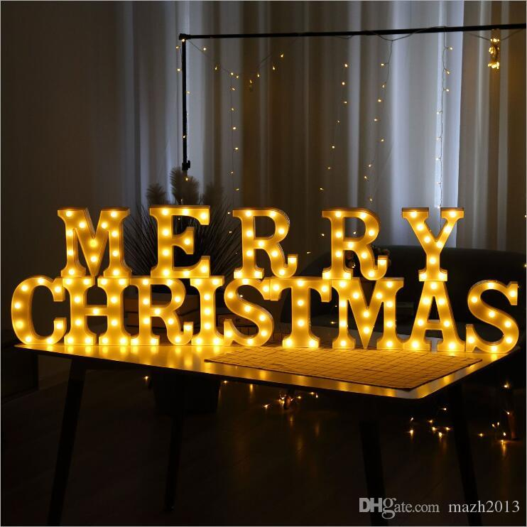 2021 Sxi Battery Powered 26 Alphabet Letter Light Marquee Letters Sign For Wedding Birthday Party Christmas Night Light Led Character Light From Mazh2013 69 35 Dhgate Com