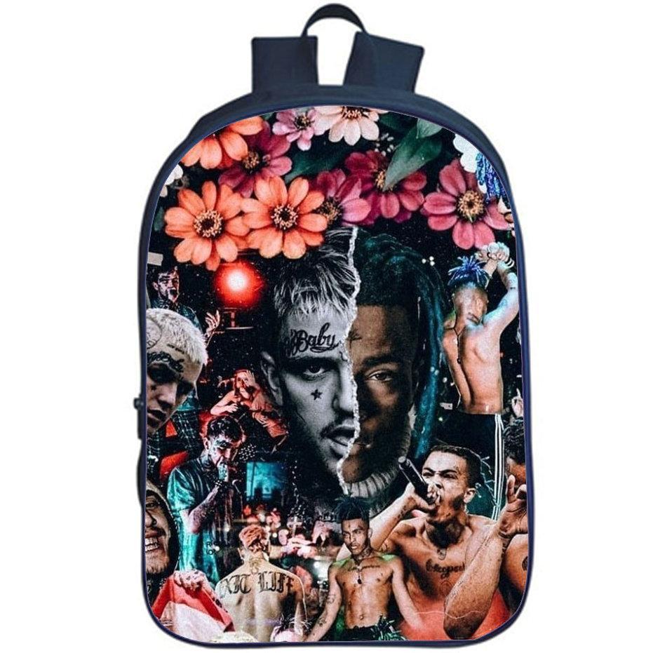 زقزقة على ظهره الليل حزمة اليوم الراب حقيبة وصول أول مدرسة نجمة packsack الجودة حقيبة الرياضة المدرسية Daypack حقيبة في الهواء الطلق