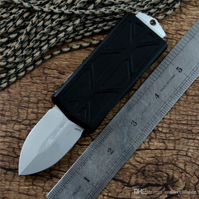 MT سكين إكسوست 440 حبة الانفجار شفرة الألومنيوم مقبض سبائك مع أداة المال كليب التخييم في الهواء الطلق بقاء مع torix