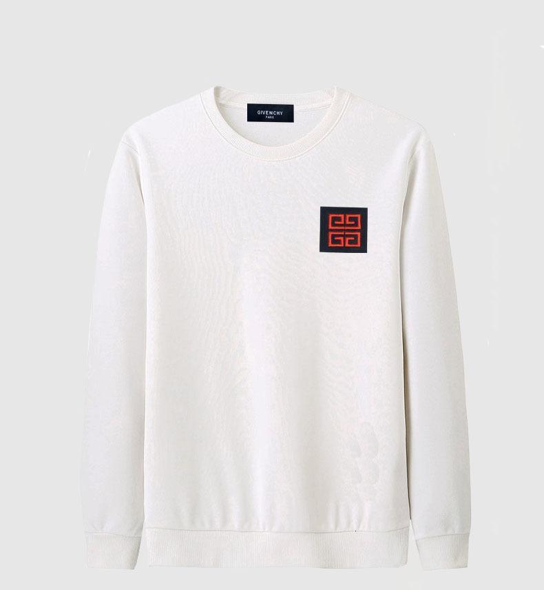 fe33 ricamo uomo autunno e in inverno maglione maschio cotone da uomo miscela magliette felpate 2019 nuove tute Modle 0722