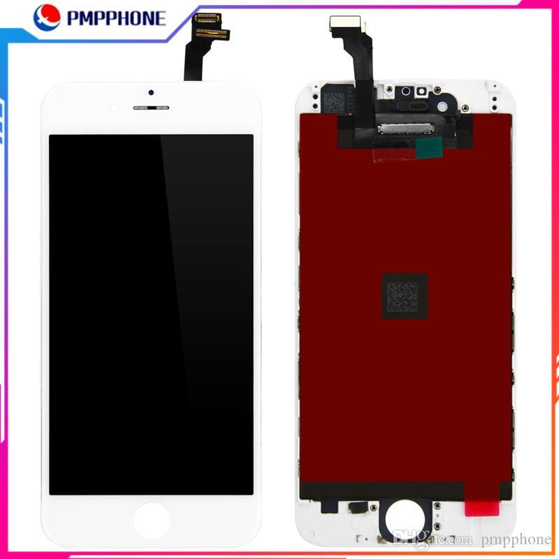 iPhone 6G 6S 6P 6.SP 3Dのタッチ画面LCDディスプレイのデジタイザのアセンブリ無料DHLの配送