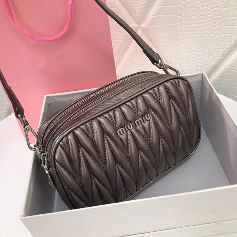 뜨거운 판매 럭셔리 여성 메신저 가방 패션 체인 어깨 가방 여자 더블 지퍼 카메라 가방 작은 지갑 메이크업 가방 높은 품질 핸드백