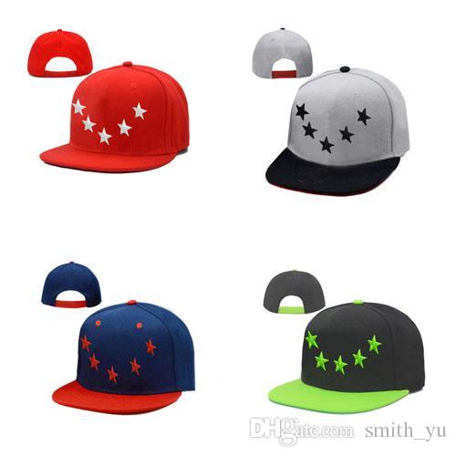 Fashion 40 OZ NYC Strapback Caps Men Women Five Stars Hats Brand Designer Sport Snap back Summer Snapback Cap Adjustable Hat