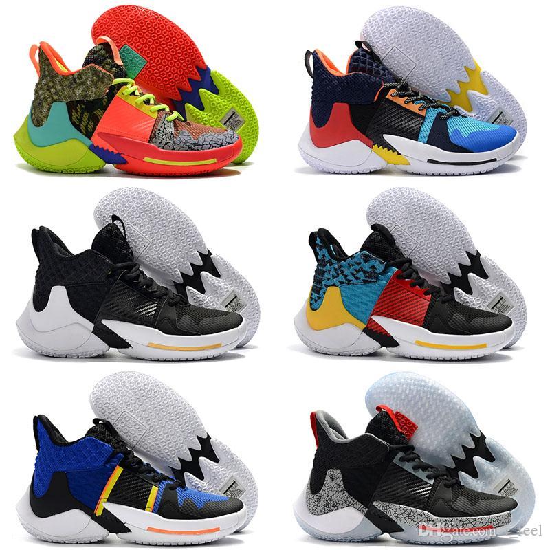Not Zer0.2 Thunder Men Basketball Shoes
