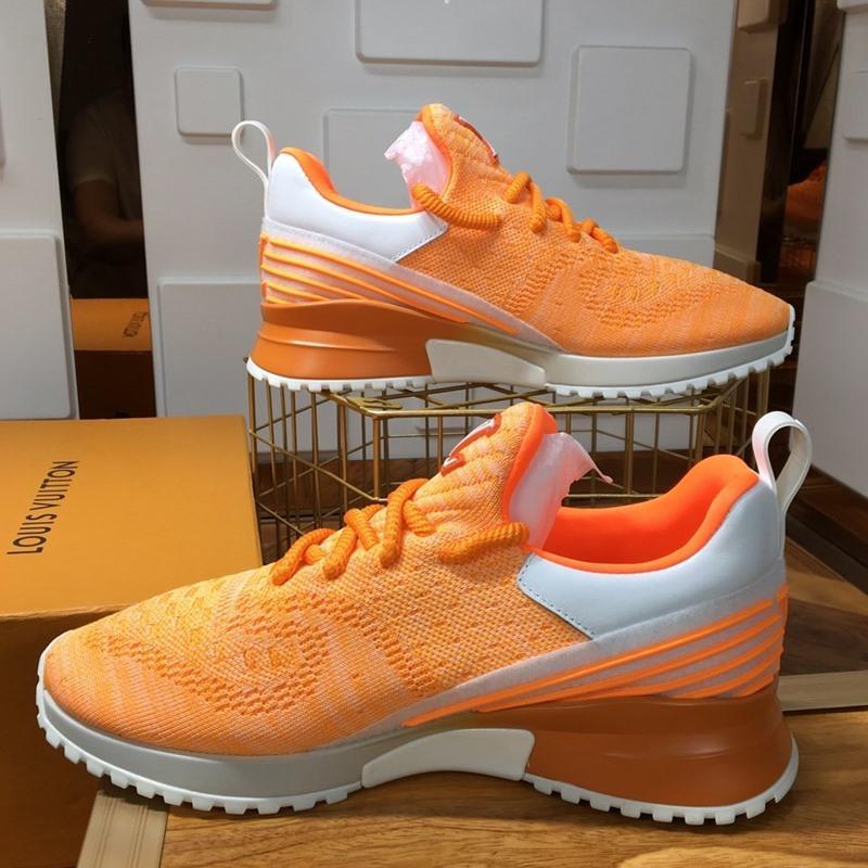 Yüksek quaility Lüks hava kutusu Nefes Spor basketbol Ayakkabı Deri Sneakers Erkek Tenis Ayakkabı Runner Sneaker 035 ile gündelik Ayakkabı Erkek