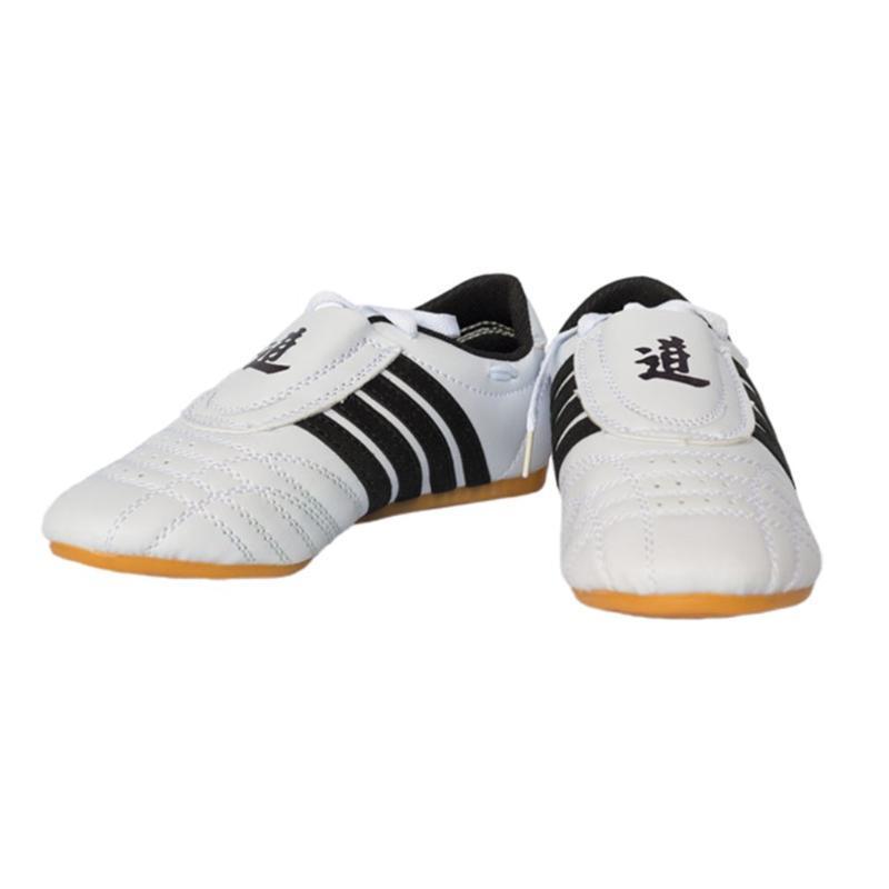 Tekvando Ayakkabı Yetişkin Çocuk Özel Ayakkabı Rahat Giyim Dayanıklı Spor Sigara Kayma
