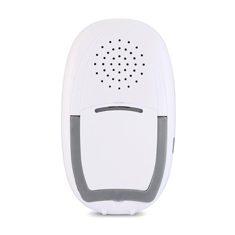 ZR302 Video Kamera Bebek Monitörü 2.4 inç Çift yönlü Konuşma Gece Görüş Ninni Fonksiyonlu Bebek Monitörü Sıcaklık İzleme