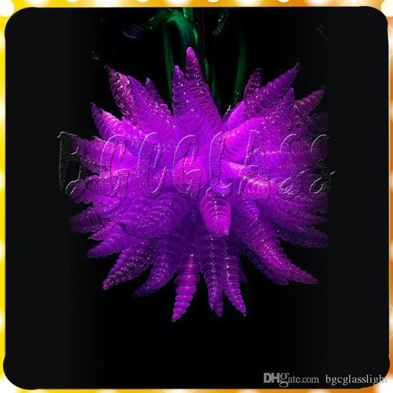 أعلى جودة الساخنة شكل فراشة الحديثة مورانو شنقا مصباح اليد في مهب مورانو الفن بقيادة زجاج الثريا الإضاءة للمعيشة وغرفة نوم