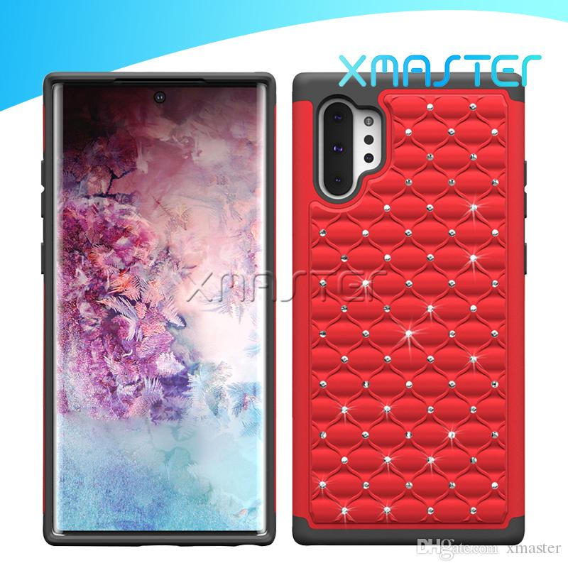 TPU чехол для Samsung S20 Ультра Примечания 10 Plus S10 A51 A21 A01 LG Stylus 6 K61 противоударного Блеск заднего бампера крышка xmaster