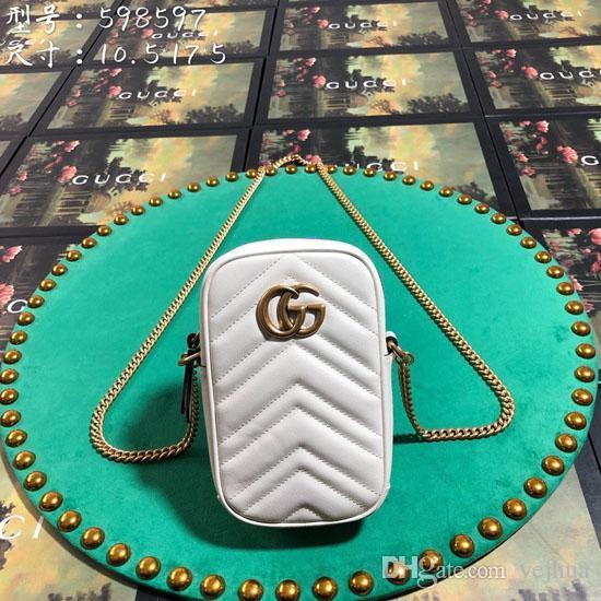 Designer Handbag Beige Mini Handbag designer mala carteira mochila Sac à titular do cartão saco mala duffle principal