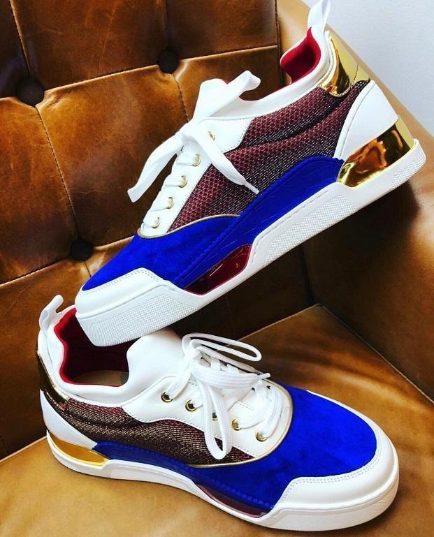 Originals Box New Designer Aurelien Sneakers plano com Top Quality Outdoor Sports Leisure Flats Luxury Man Red inferior T09 Sneaker EU38-46