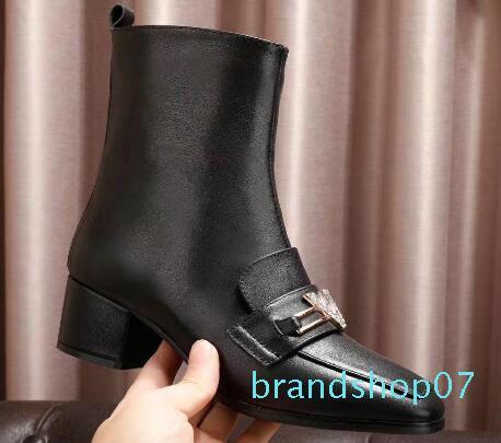 botas Venda-nova quente das mulheres estourar botas único amor série com alta