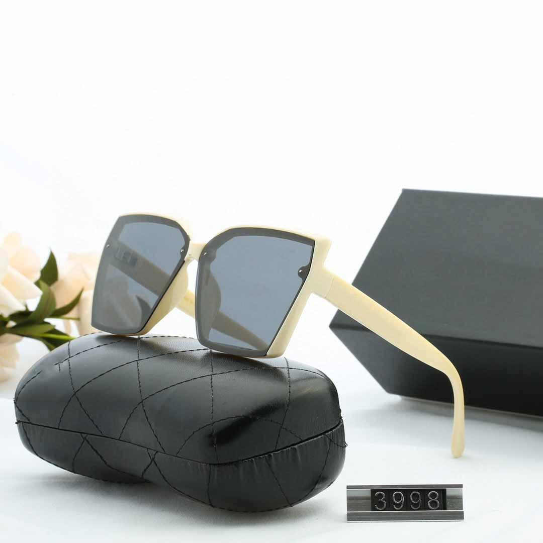 luxe top grand qualtiy New Fashion 3998 Tom lunettes de soleil pour homme femme Erika Lunettes Ford Designer Brand Lunettes de soleil avec ou tom