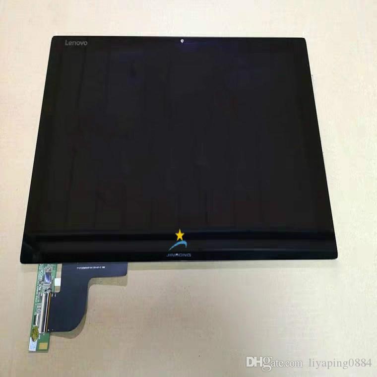 5D10M42923 Original New Full Lenovo Miix 510-12ISK Tablet (80U1) LCD LED Touch Screen Digitizer Assembly Bezel