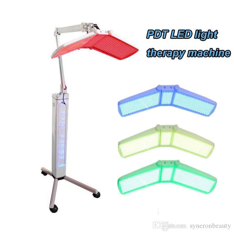 Высокое качество медицинской безопасности PDT фотон светодиодный омоложения кожи pdt машина светодиодная светотерапия PDT