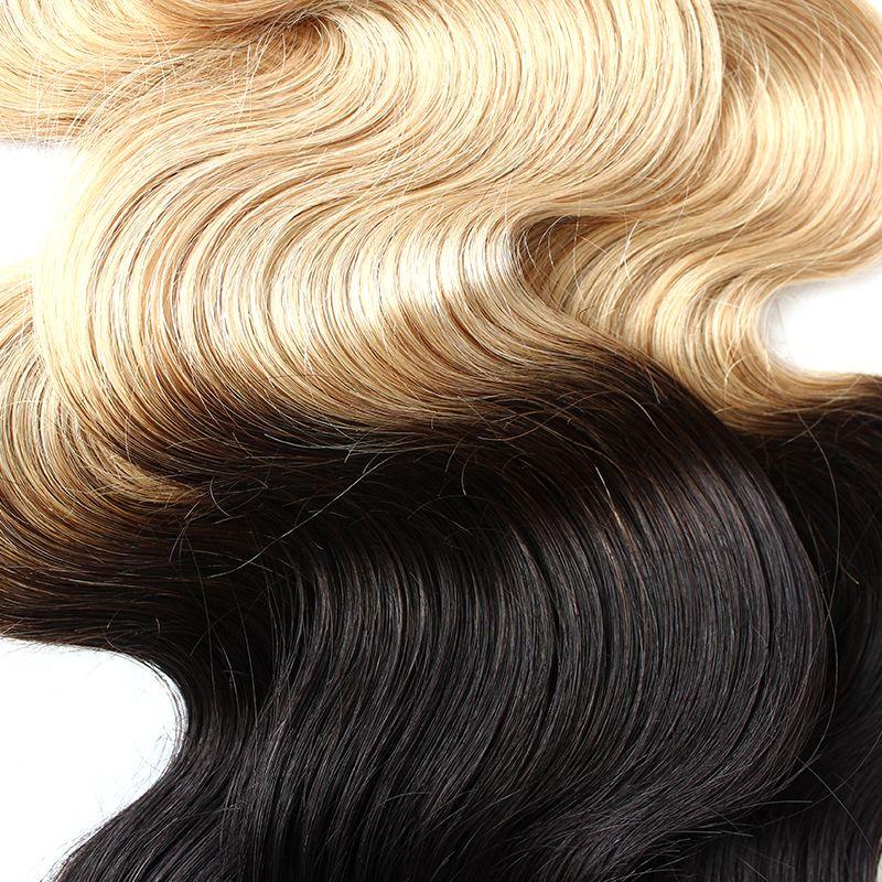 Overnachting Verzendkosten voor USA Bellahair Hair Extensions