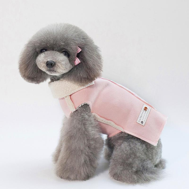 2020 Hondenjas Dog Clothes Quilted Dog Coat Water ...