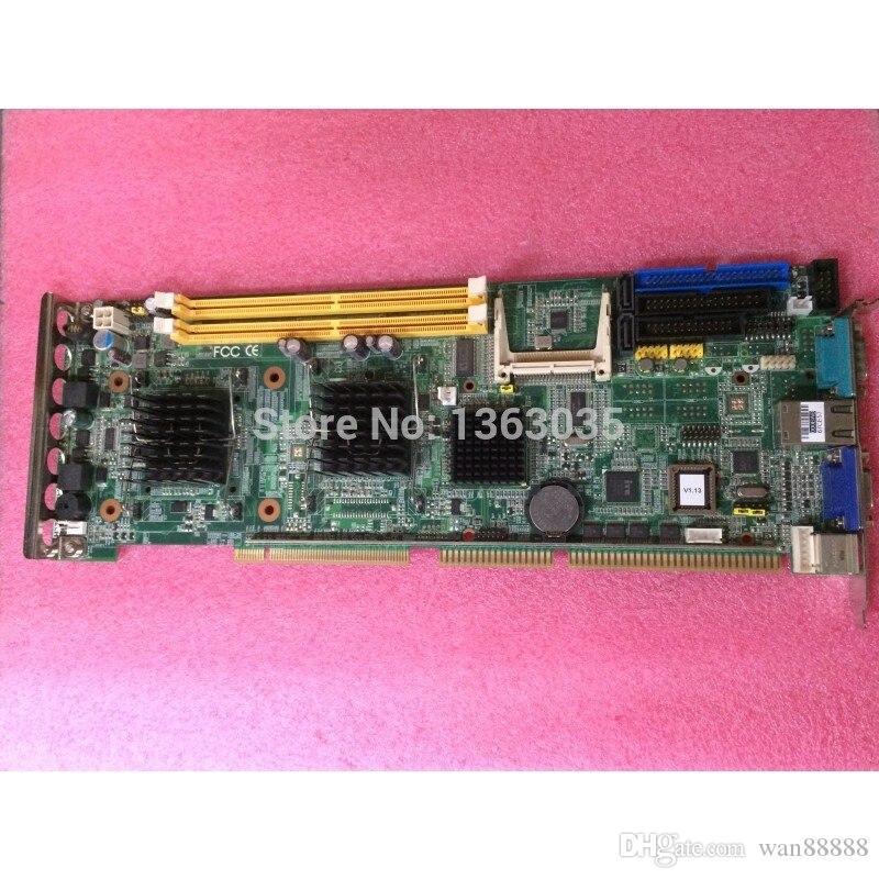 Trabajo 100% probado perfecto para PCA-6008 REV.A1 19A2600801 placa base industrial CPU Card