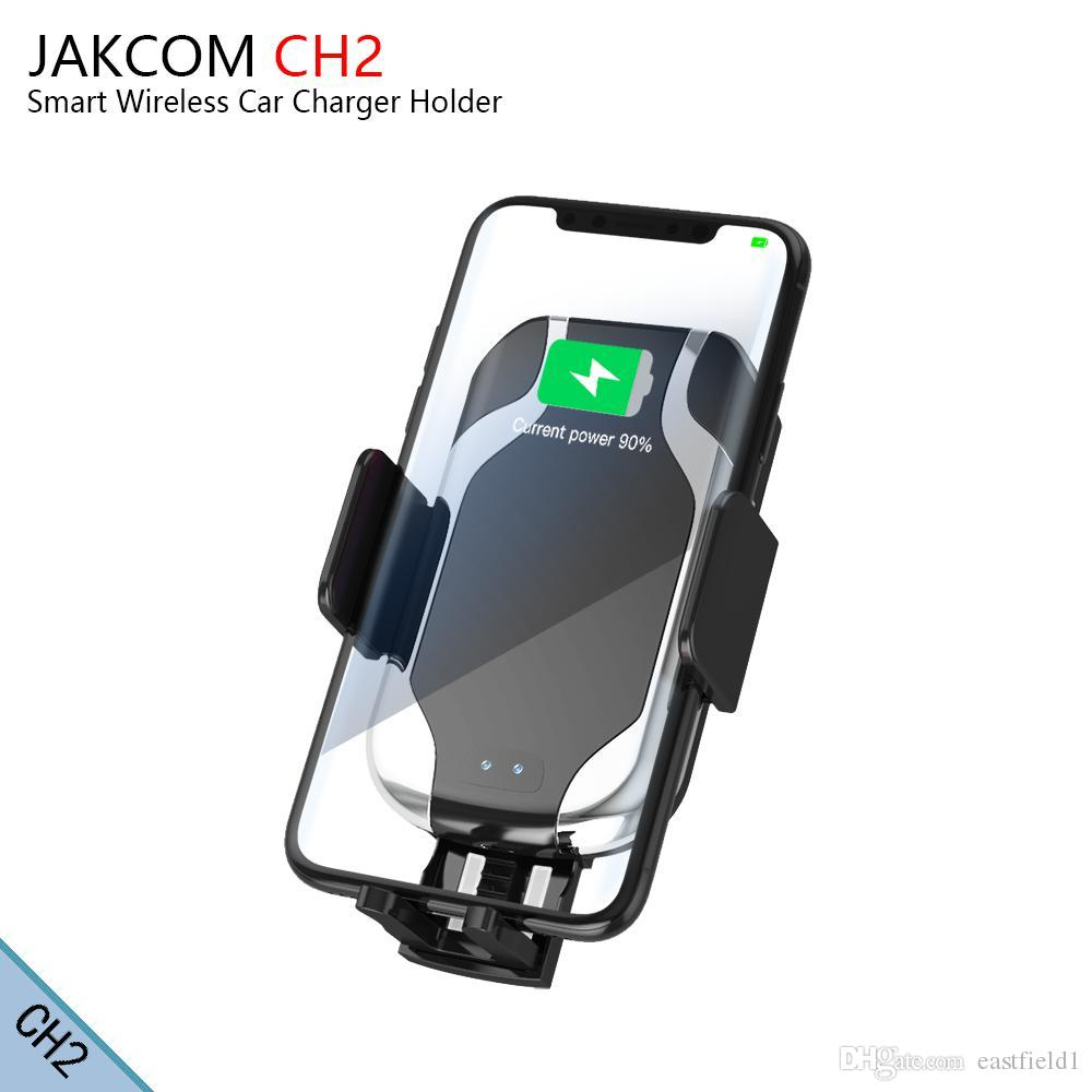 JAKCOM CH2 Smart Wireless Car Charger Mount Holder Hot Sale in Cell Phone Chargers as new product ideas 2018 x vidoes smart bed
