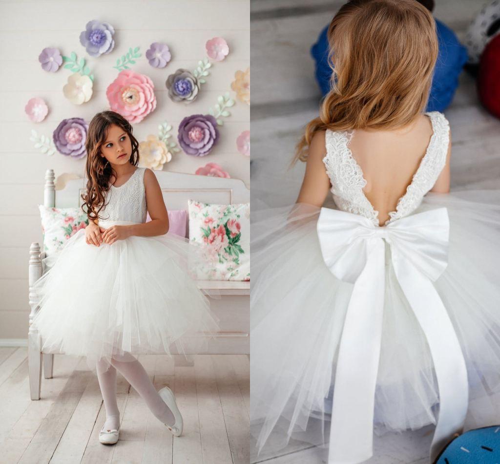 Nova flor menina veste primeiro comunhão menina vestido longo mangas menina formal aniversário casamento festa férias vestido de dama de honra