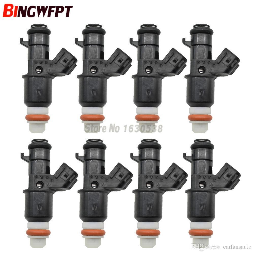 8PCS TESTED Original standard fuel nozzle fuel injector 16450-RNA-A01 16450RNAA01 for honda Civic 06-11 1.8L / FIT 1.5L engine