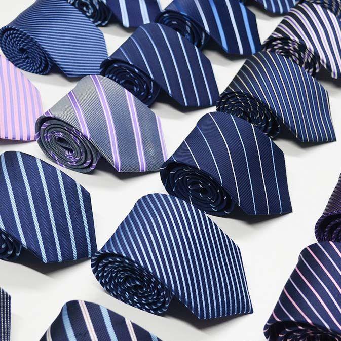 Fashion Men Classic Ties Jacquard Woven Handmade Men's Tie Necktie Men Wedding Casual and Business Neck Ties
