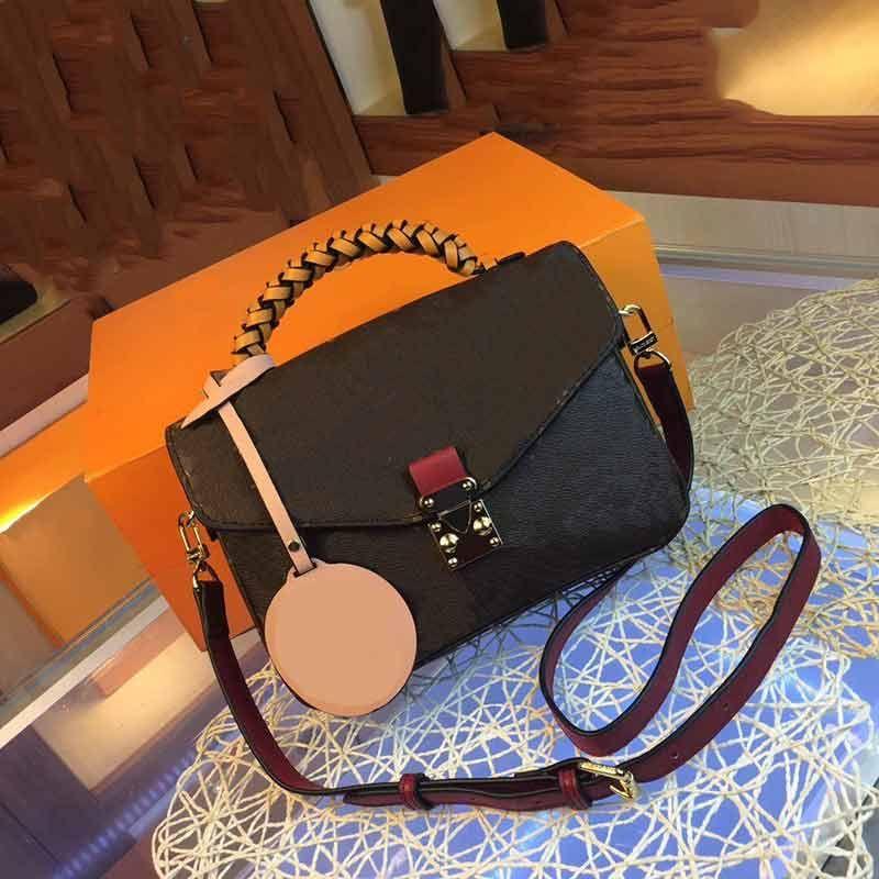 Handbag Women Shoulder POCHETTE Purse Flower L METIS Purse Bag M44668 Crossbody Ladies Women Messenger Figoh