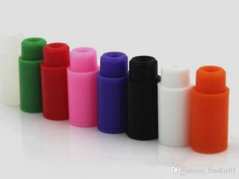 penna vape 510 più economica drip tip silicon vape bocchino usa e getta punta a goccia in gomma 510 punte in gomma siliconata vape drip tips