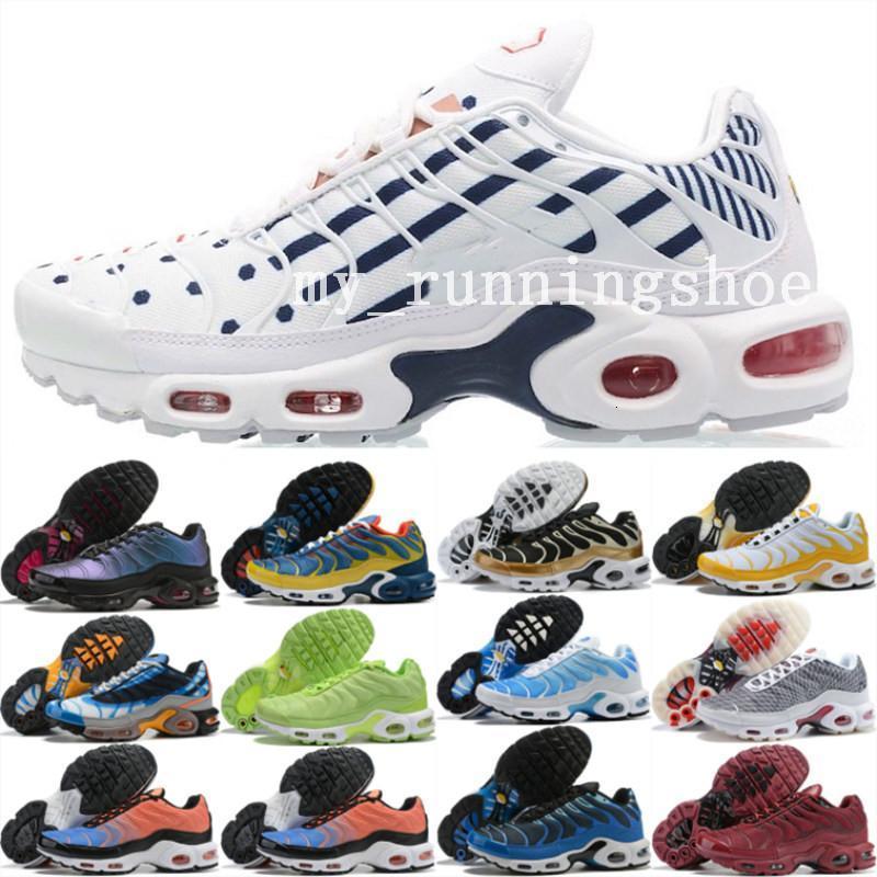 2019 Tasarımcı TN Artı SE WMNS Lazer Fuşya Erkek Ayakkabı TNS atletik Turuncu Mavi Altın Spor Sneakers des Chaussures Homme Zapatillas Running