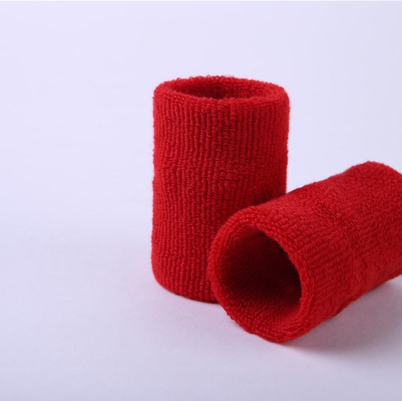 Traspirante che assorbe il sudore maschile e gli sport femminili del polso di compressione Distorsione