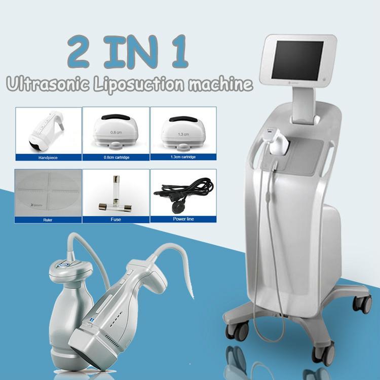 Çok İşlevli Güzellik Makinesi Hifu Liposonix 2 In 1 Velashape Ultrasonik Liposuction Makinesi Lipohifu Cilt Spa Makinesi Liposonik Zayıflama