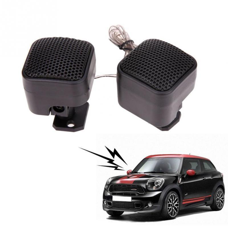 2PCS 12V سيارة سوبر قوة عالمية عالية الكفاءة الصوت الصاخبة مكبر الصوت 500W