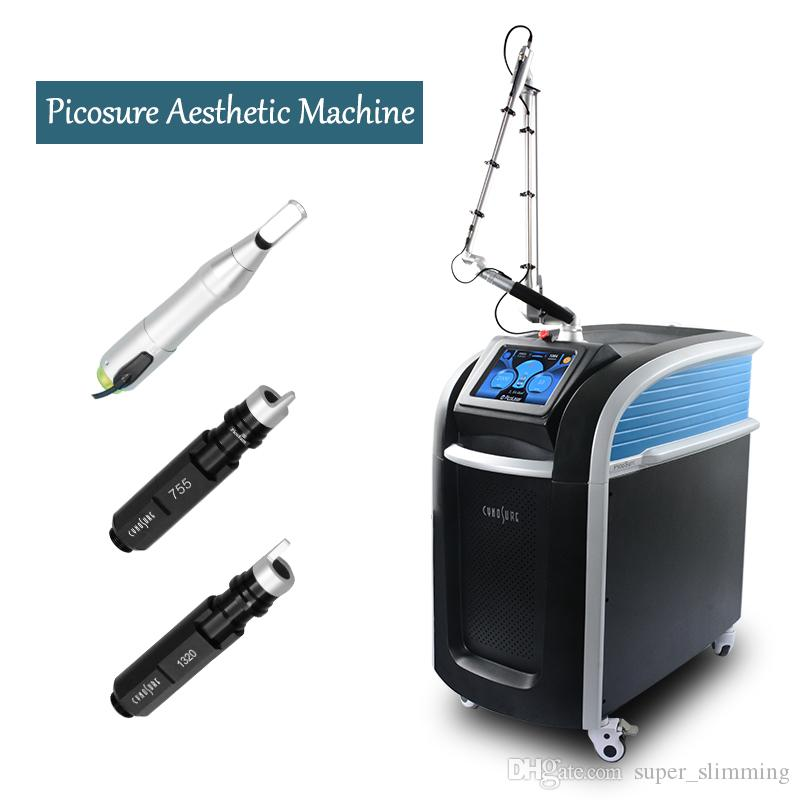 CE approved picosecond laser tattoo picosecond pigmentation laser removal machine Aluminum Alloy Box 2,000w Picosecond laser