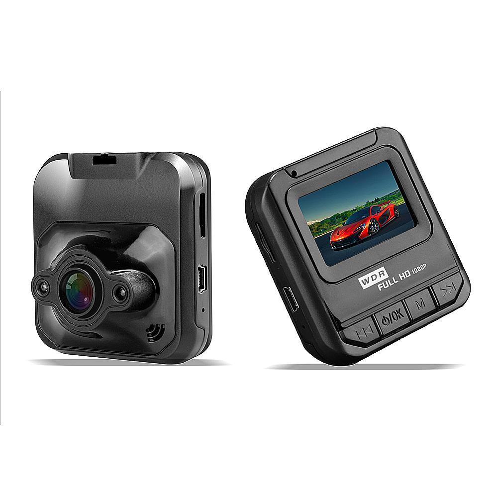 carelong 1.6 بوصة وشاشة LCD لتعليم قيادة السيارات ومسجلات السيارات DVR للرؤية الليلية الجبهة الأمامي كاميرا صغيرة كاميرا فيديو كاميرا داش Dashcam