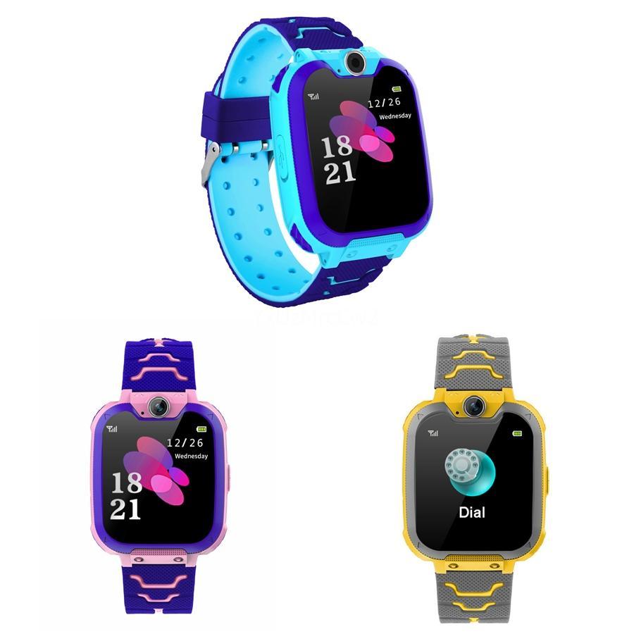 Simples Moda Outdoor Sports Red Led Bracelet Watch Digital Homens Mulheres coloridas de silicone Relógios Crianças Crianças relógio de pulso presente # 550
