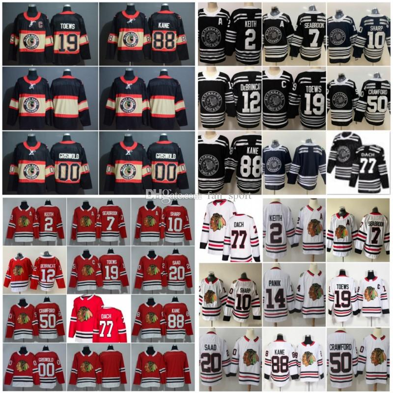 77 Kirby Dach New Chicago Blackhawks 19 Jonathan Toews 88 Patrick Kane Saad Duncan Keith Marian Hossa Sharp Brent Seabrook Crawford