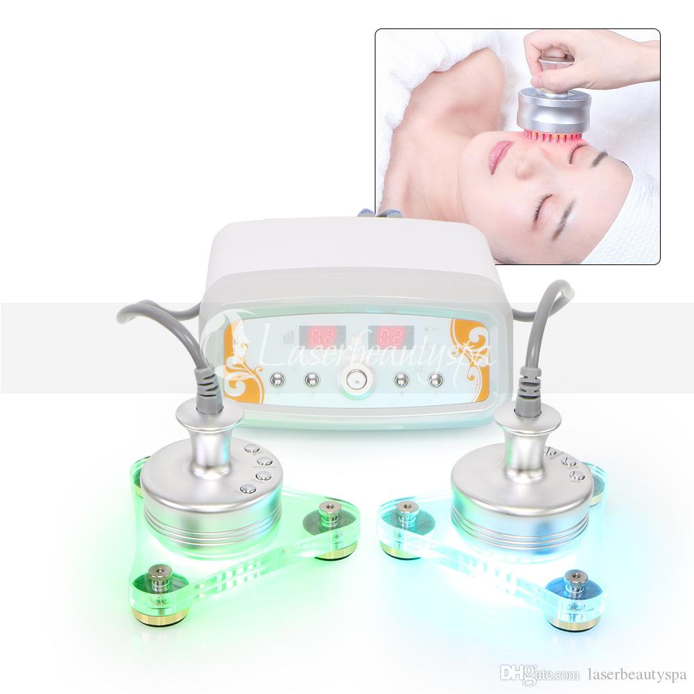Easy To Carry 7 Colors Photons Micro Current Device For Wakening And Activating The Skin For Toxin Elimination Beauty Deivce