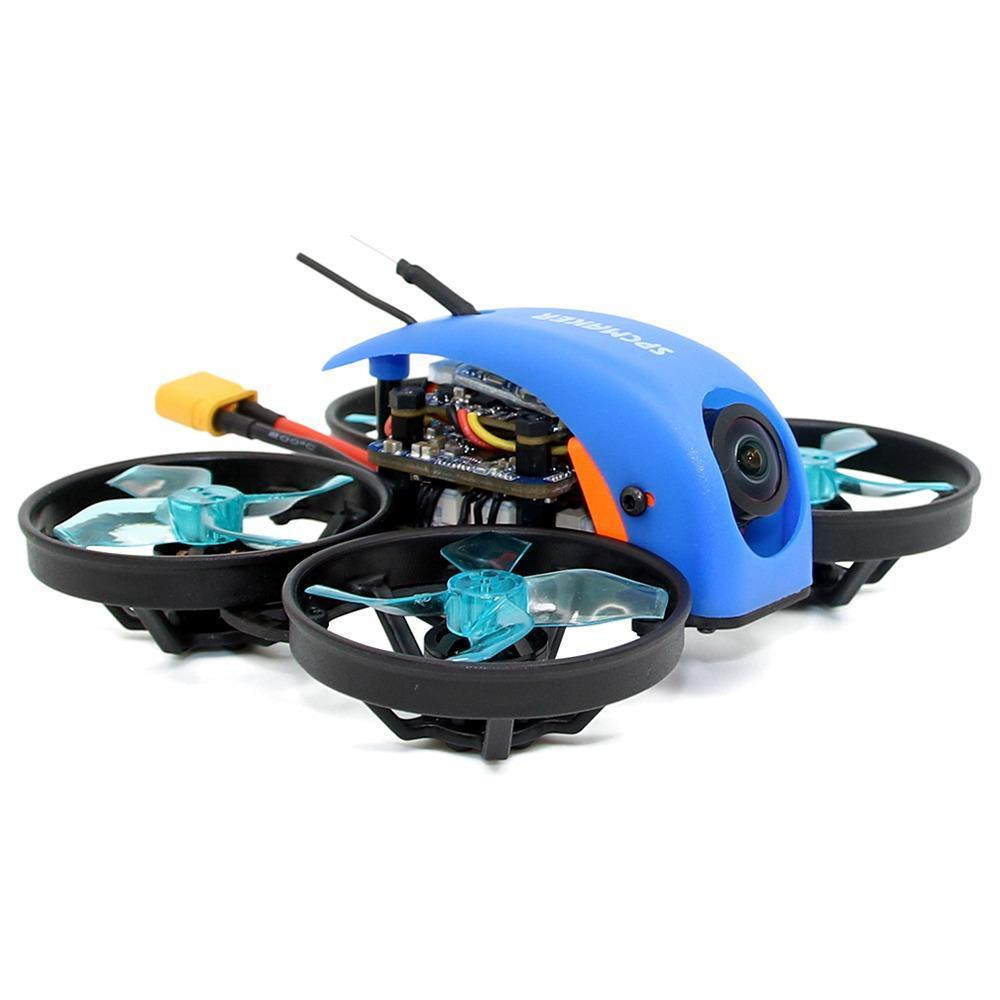 SPCMAKER MINI Whale HD 78 millimetri 2-3S Brushless Whoop corsa Drone PNP - senza ricevitore
