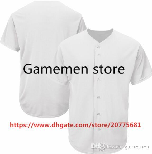 Gamemen магазин BJ23 бейсбола Мужчины Женщины Молодежь Kid Взрослый Lady персонализированных прошитой Любой собственное имя Номер S-4XL