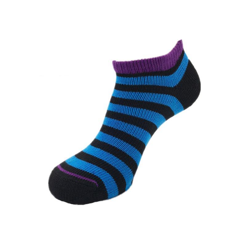 Sommermens Socken Cotton Dark Blue Socks Male Soild Mesh-Socken für alle Größe Bekleidungszubehör für männliche freies Verschiffen