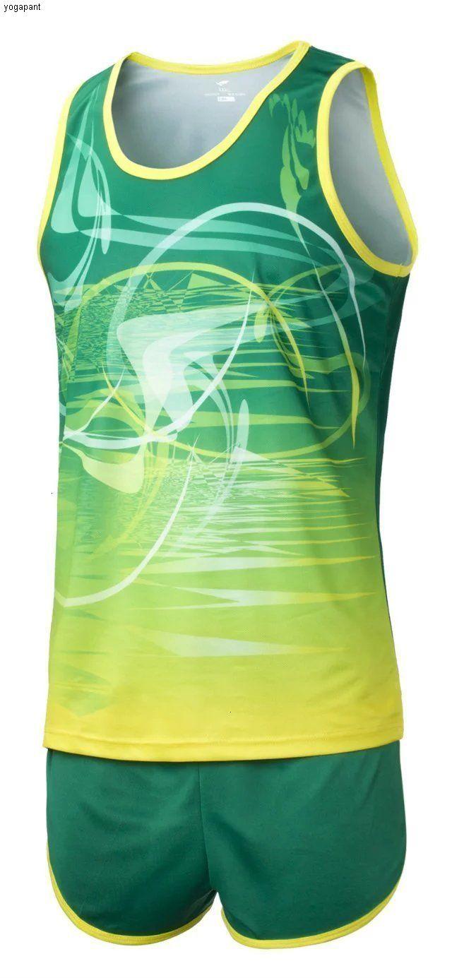 02331 Спортивных костюмов мужских Marathon Одежда Жилет + шорты