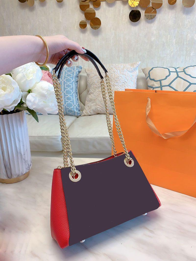 Commercio all'ingrosso tote femminile borse moda borsa a tracolla in pelle ossidazione Orignal presbite bag borsa progettista messenger shopping bag delle donne