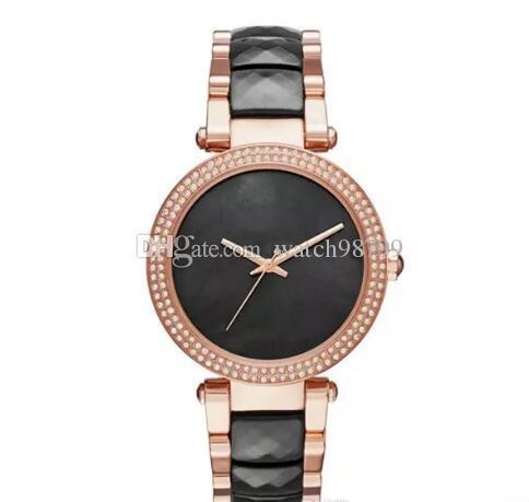 2018 Luxury Fashion trend wristwatch MK6400 MK6402 MK6412 MK6414 MK6427 original box + certificate