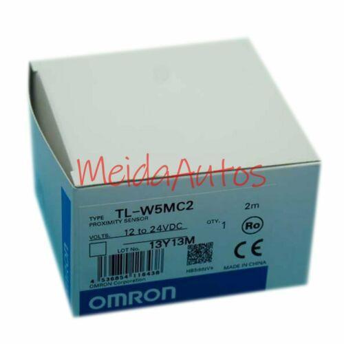 Nuovo in scatola Omron TLW5MC2 TLW5MC2 sensore di prossimità Un anno di garanzia