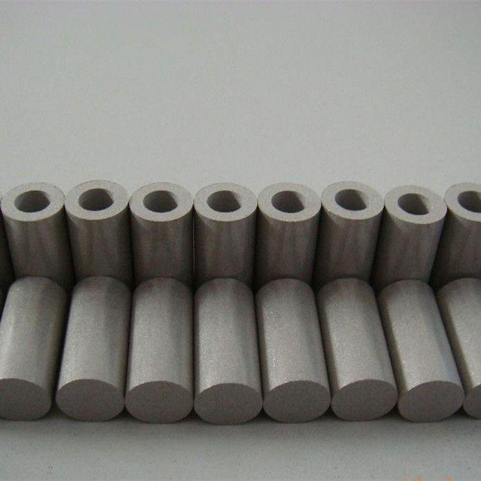 métal de haute qualité Forme Ronde Frittage Filtre en acier inoxydable disque 5 microns Porous poudre Filtres titane frittés