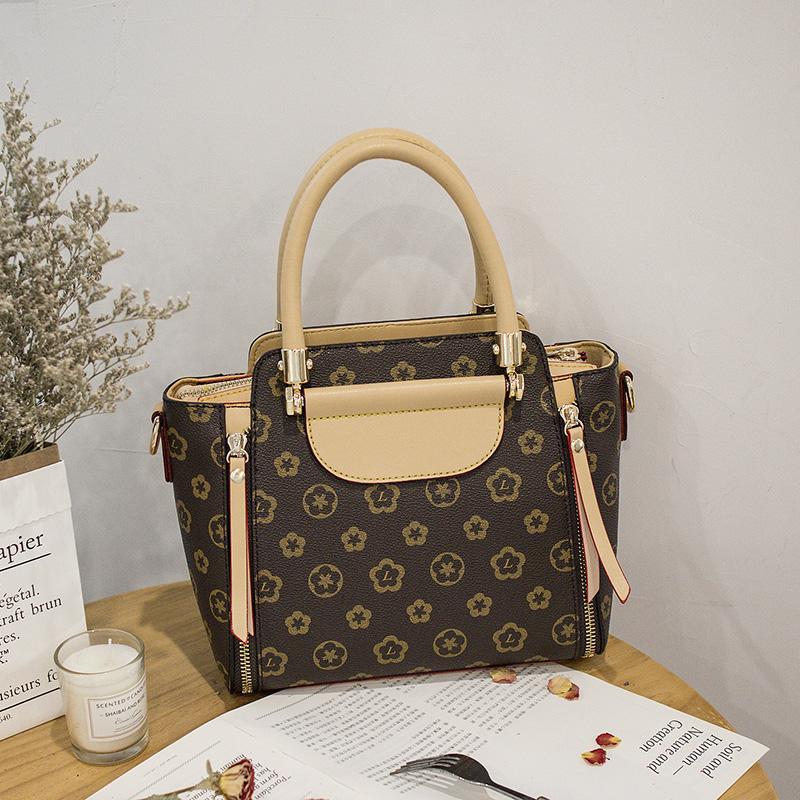 2020 Fashion New Womens Bag Printing Messenger Bag Single Shoulder Crossbody Bags Ladies Toto Handbag